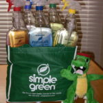 Simple Green Naturals Review and Giveaway- Safe For The Environment But Tough On Dirt!