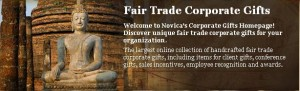 NOVICA FAIR TRADE CORPORATE GIFTS