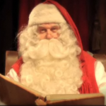 FREE Personalized Video Message From Santa Claus!