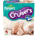 Babies Of U.S. Olympic Athletes Sporting NEW High Performance Pampers Cruisers With Dry Max – Free Three-Pack Samples -Win A Year's Supply!