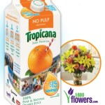 Mother's Day Savings With Tropicana Juicy Rewards!