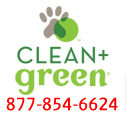 CLEAN+GREEN Eco-friendly Aerosol Pet Cleaning Products Review And Giveaway!