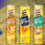 "New Pringles Multigrain Crisps ""U Taste. We Donate."" Campaign!"