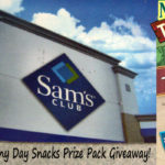 Sam's Club Sunny Day Snacks Prize Pack Giveaway!
