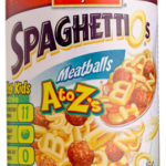 CLASS I SpaghettiOs Recall -Check Your Pantry!