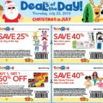 "Toys ""R"" Us 7/22 Deals – 40% Off Video Game Accessories And More!"