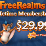 FreeRealms Lifetime Membership!