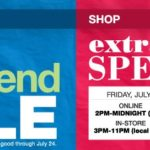 Kohl's Extra Extra Specials BIG Weekend Sale!