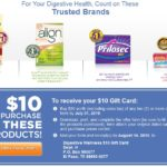 Get $10 Back When You Buy Procter & Gamble Products