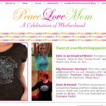 PeaceLoveMom Celebrates Motherhood Review, Giveaway & Coupon