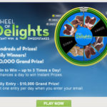 Breyers Smooth & Dreamy Ice Cream Giveaway Plus Wheel Of Delights Sweepstakes