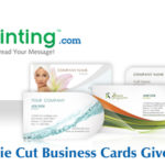 Uprinting.com 250 Die Cut Business Cards Giveaway (up to $90 value)!