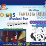 FANTASIA/FANTASIA 2000 On Blu-ray Review, Activities, & Coupon!