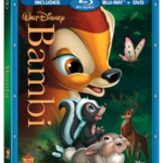FREE Walt Disney Bambi Diamond Edition Activity Sheets! Watch the Trailer Here!