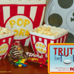 Family Movie Night- Truth Be Told Premieres April 16th and 55″ LCD TV Sweepstakes!