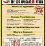Chili's offers $35 MargarEATathon 6/27 through 6/29!