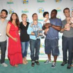 "Pampers First Father's Day Cook-Out Celebration in NYC &""Top Mommy Must-Haves!"""