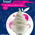 Honoring Dads with a Complimentary Fro-Yo Treat At TCBY!