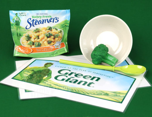 Green Giant prize pack