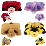 TODAY ONLY-Pillow Pets For $10 INCLUDES SHIPPING!