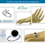 diViene.com Gemstone Rings Review & Giveaway ($200 Value)!