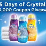 Purex 50,000 Coupon Giveaway- Starts This Monday!