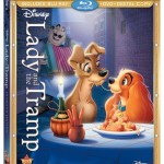 FREE Lady And The Tramp Activities Plus New Deleted Scenes Clips!