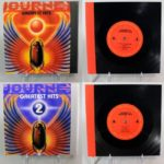 Journey Greatest Hits & Vintage Vinyl Journals Giveaway!