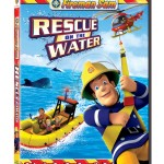 Fireman Sam: Rescue on the Water DVD Review & Giveaway