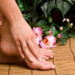 $25 for a European Manicure and Pedicure from ($51 value)