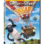 It's Shear Fun! Shaun the Sheep: Shear Madness DVD Arriving Today & Giveaway!
