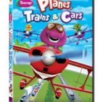 Barney: Planes, Trains & Cars DVD Review & Giveaway!