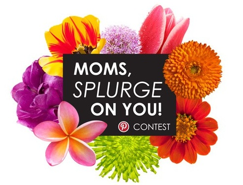 moms splurge on you contest