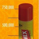 75 years with 750,000 Carmex Fans Giveaway!