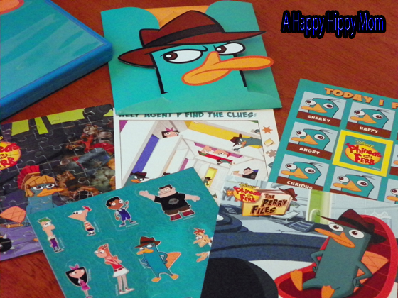 Phineas&Ferb pack