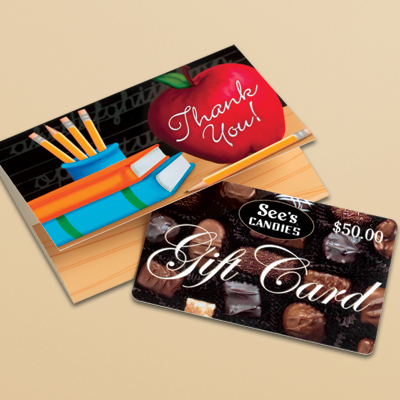 See's Gift Card