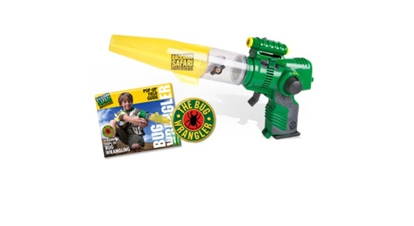Backyard Safari Outfitters Laser Light Bug Vacuum