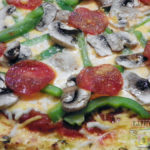 Cauliflower Pizza Crust – Low Carb Recipe