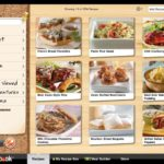 iCookbook Premiere Cooking Application -iPad app Review!