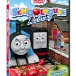 Thomas & Friends Schoolhouse Delivery DVD Review & Giveaway!