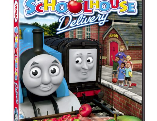 Thomas & Friends Schoolhouse Delivery DVD