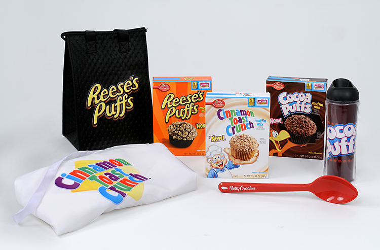BC Cereal Muffin Mix gift pack