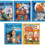 Disney Releases 5 Enchanting Titiles On Blu-ray!