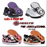 Heelys Back-to-school Giveaway!  # back2school