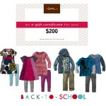 $200 Tea Collection GC Giveaway! #back2school