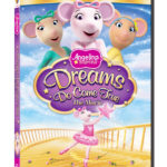 Angelina Ballerina: Dreams Do Come True DVD Review & Giveaway!