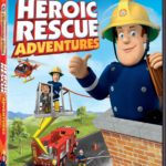 Fireman Sam: Heroic Rescue Adventures DVD Review & Giveaway!
