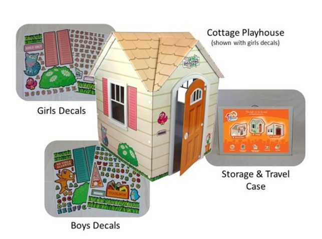 playhouse-with-boys-girls-decals