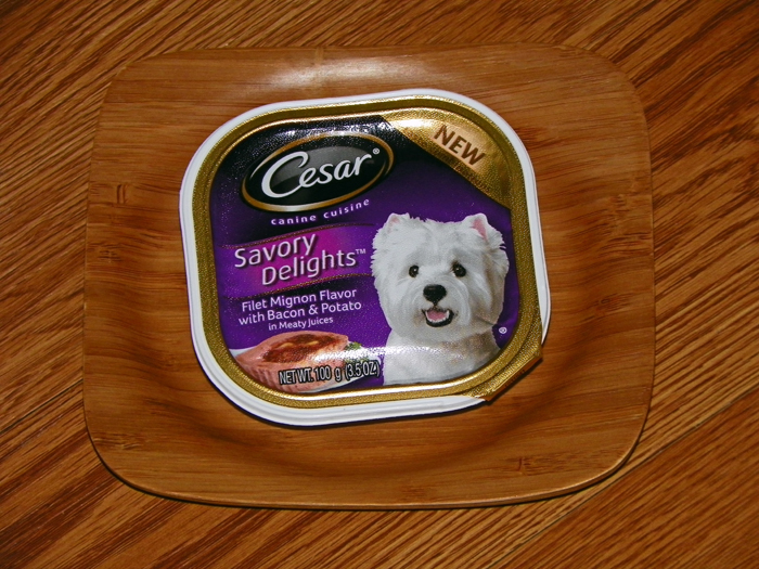 Cesar Savory Delights Meal