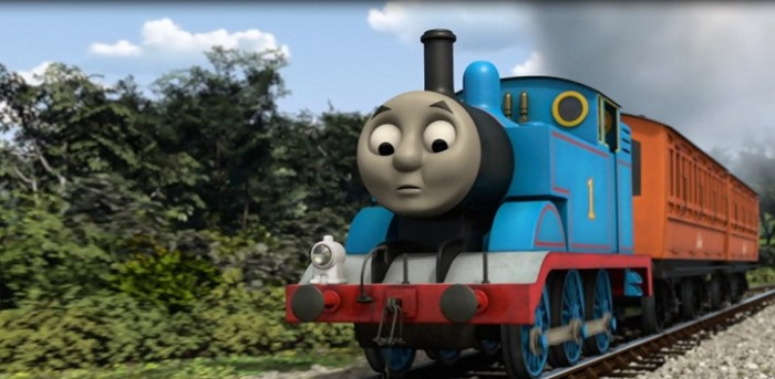 Thomas & Friends Blue Mountain MysteryThe Movie